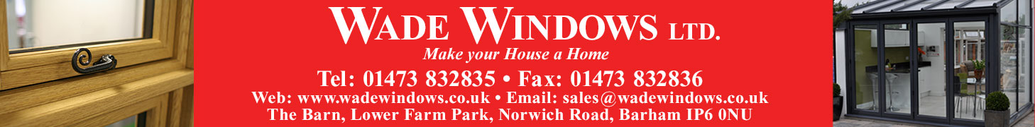 STx005 | Wade Windows – July 20 | Top banner, Claydon, Kesgrave