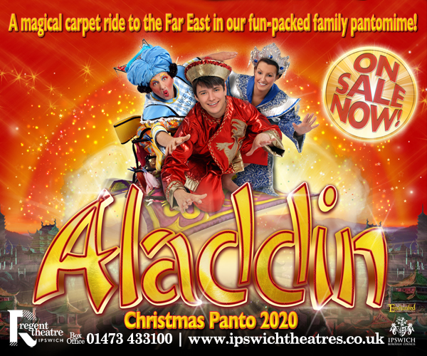Ipswich Borough Council – Aladdin [MPU]